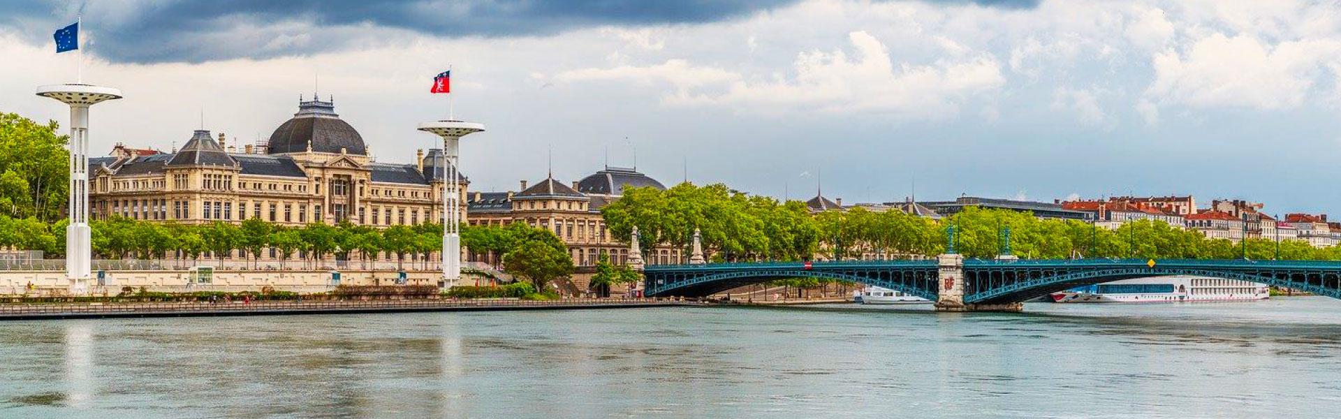 Séjour individuel Lyon - Fiche destination