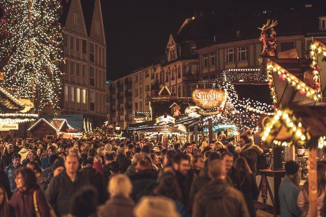 Marchés de Noël sans frontières