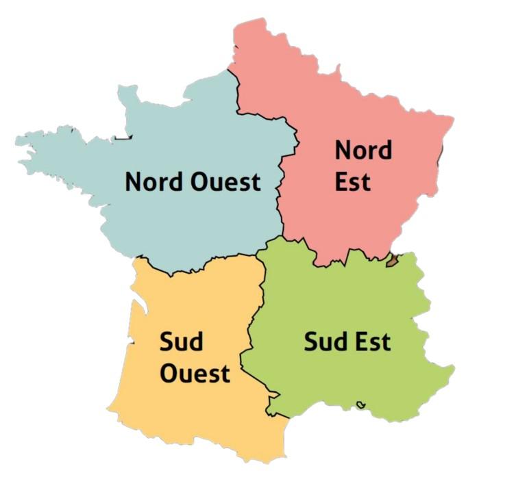POSTE DE COMMERCIAL H/F Secteur Nord Est