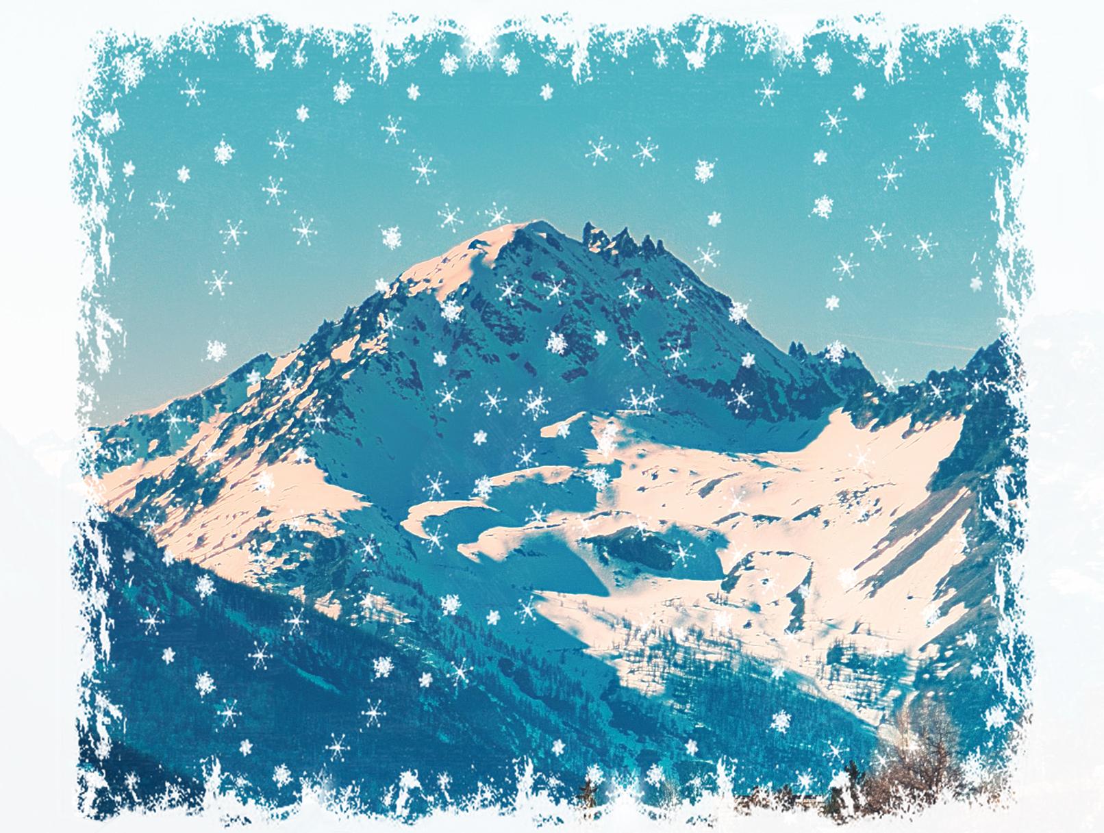 6-11 ans: Le réveil des Alpes