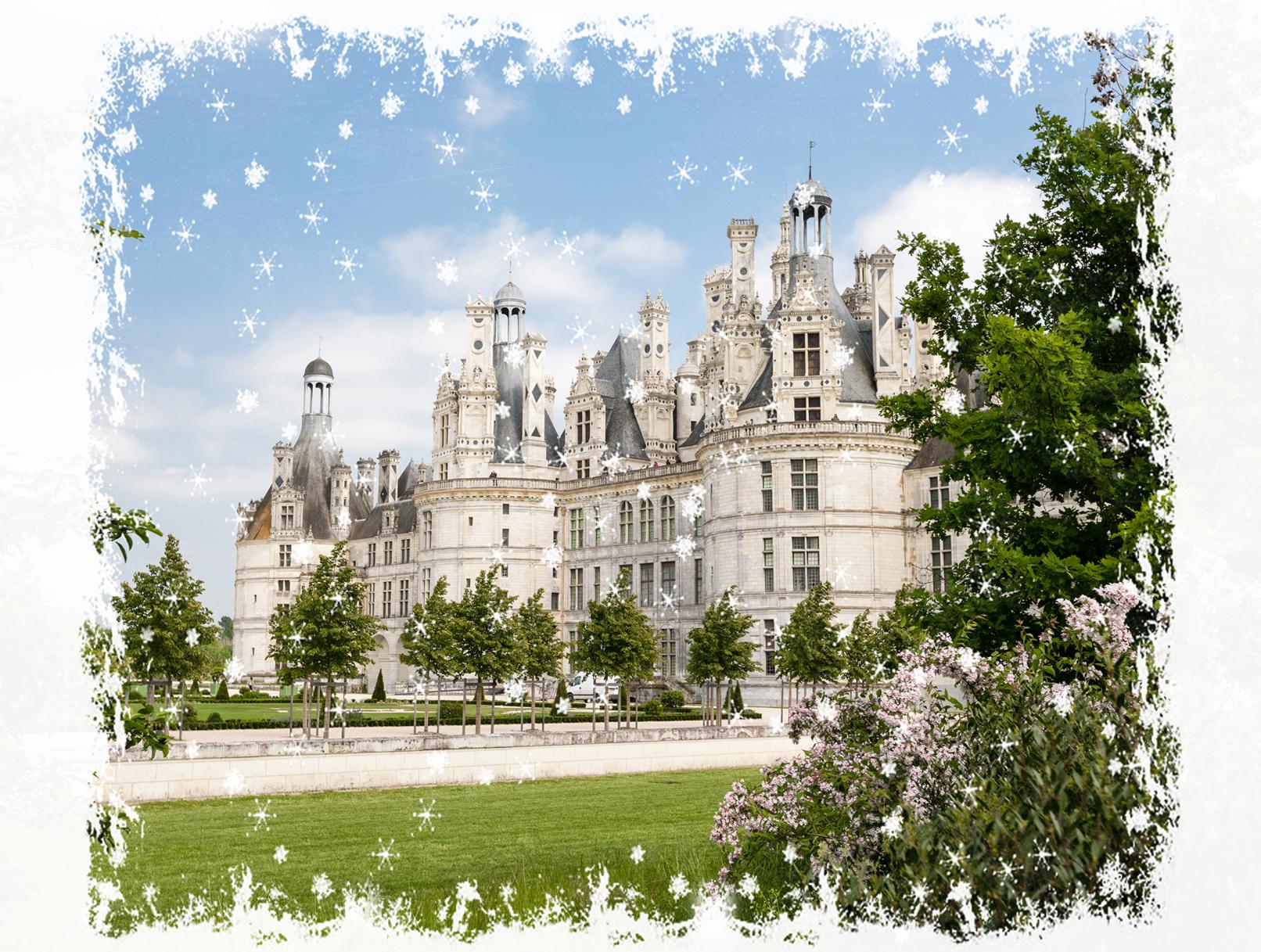 Visite Royale à Chambord